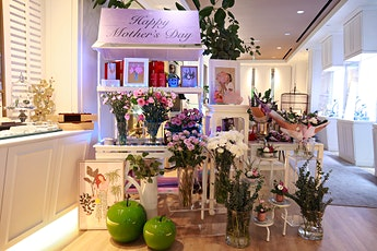 MUS.za Floral Arrangement Workshop & Jewellery Shopping Experience tickets