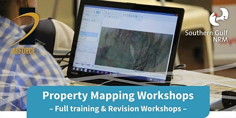 Property Computer Mapping Follow-Up Workshop – Julia Creek tickets