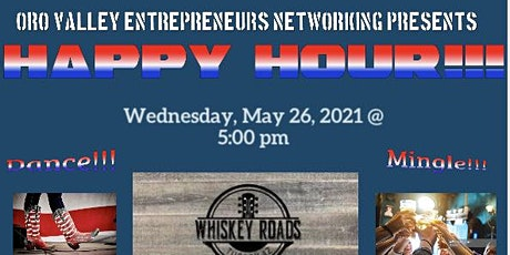 May's Happy Hour- Supporting Local Veterans tickets