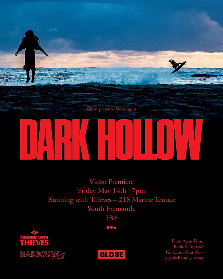 Movie Premiere of GLOBE's new film DARK HOLLOW image
