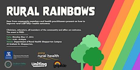 Rural Rainbows tickets