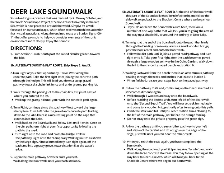 Burnaby Soundwalk image