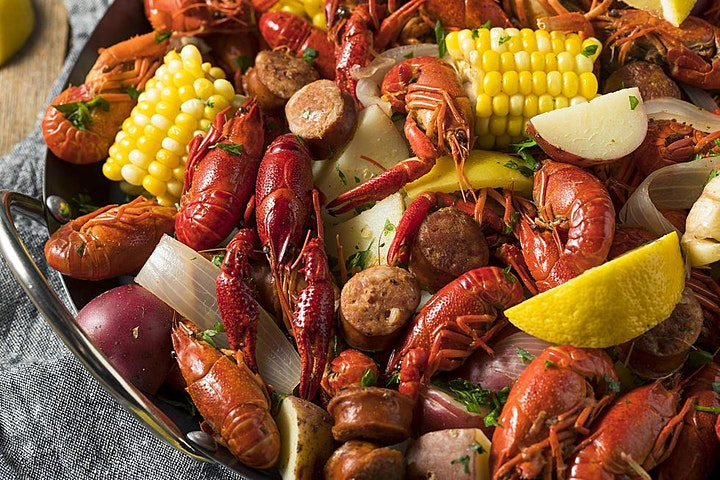 COUNTRY MUSIC, ALL YOU CAN EAT  CRAWFISH & JEEPS image