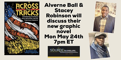 Across the Tracks Author Event tickets
