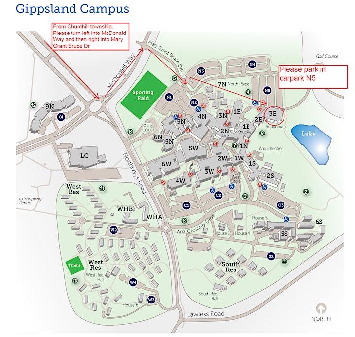 Ockham's Razor - Live in Gippsland! image