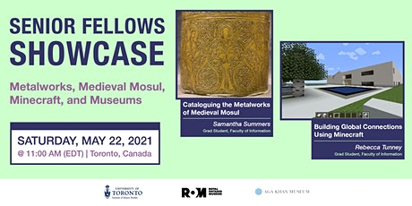Senior Fellows Showcase - Islamic Art & Material Culture Collaborative tickets