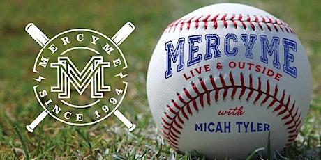 MercyMe - Children International Volunteers - Greenville, TN tickets