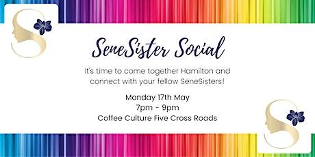 Hamilton SeneSister Social tickets