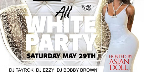 All White Party Hosted by Asian Doll tickets