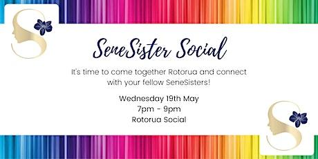 Rotorua SeneSister Social tickets