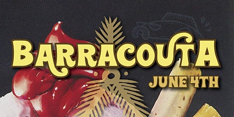 Barracouta's Big Dessert tickets