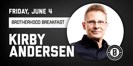 COTM Brotherhood  Breakfast with Kirby Anderson tickets