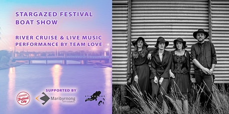 Stargazed Festival Boat Show - Session Two (3:30pm) tickets