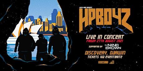 HP Boyz Live in Concert tickets