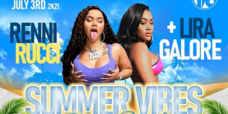 Summer Vibes Day Party w/ Renni Rucci +Lira Galore tickets
