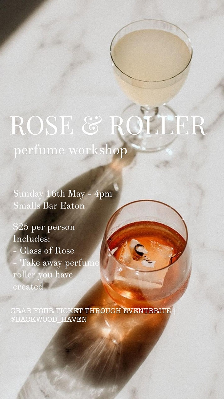 Rose & Roller Perfume Workshop image