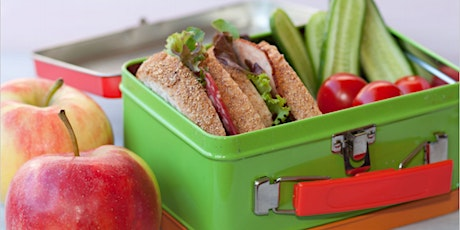 Mount Gambier Library  - Healthy Lunch Boxes tickets