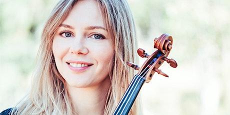 Sophia Kirsanova Violin Recital tickets