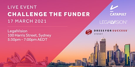 Mega  Challenge the Funder — Learn how to raise capital for your business! tickets