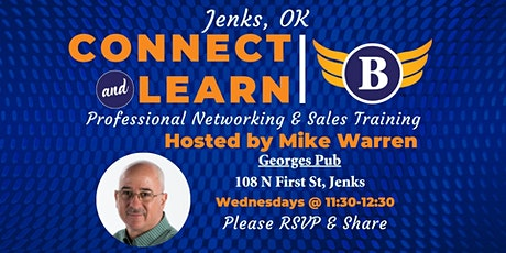 OK | Jenks Networking & Sales Training Event tickets