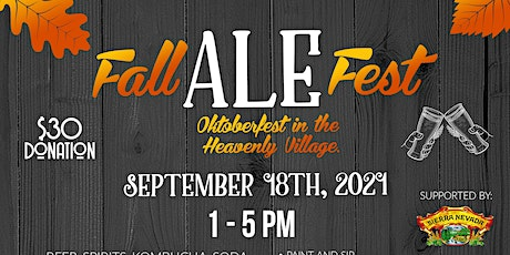 Fall Ale Fest & Chicken Wing Contest tickets