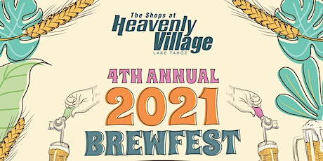 4th Annual Heavenly Village Spring Brewfest tickets