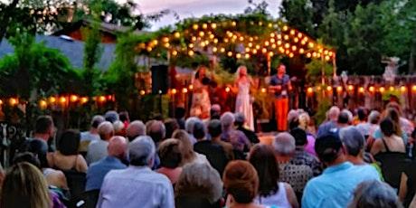 Carolyn's Summer Garden Music Series 2021: Paul Boruff with Dark  Fiddle tickets