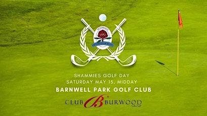 Inaugural Shammies Golf Tournament tickets
