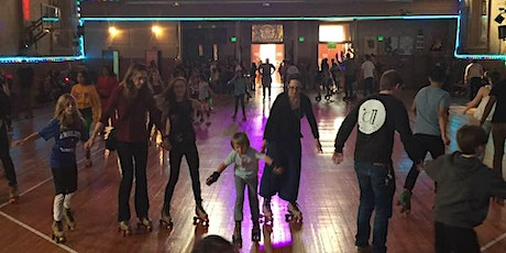 The Saturday Roller Disco - 1st Session  - All Ages - 12:30 P.M. to 2 P.M. tickets
