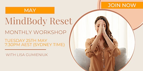 MindBody Reset - Monthly Experience tickets