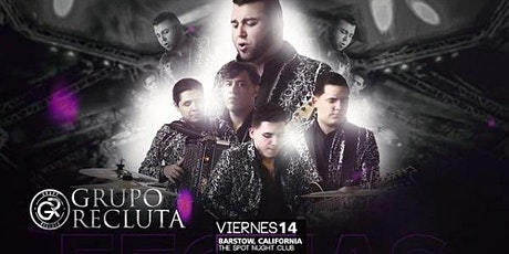 LIVE Grupo Recluta  (Barstow, CA) tickets