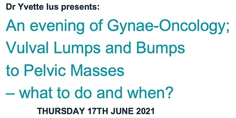 An evening of Gynae-Oncology. tickets