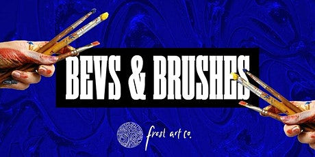 Bevs & Brushes (CBD) tickets