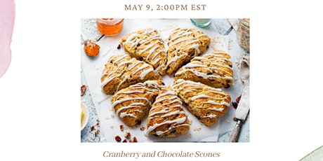 Mother's Day Virtual Baking Celebration tickets