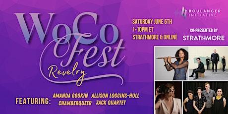 WoCo Fest 2021 Day 3 - Saturday tickets