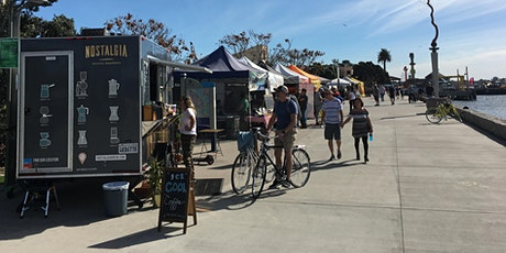 Ruocco Park Market - Street Food & Crafts on the Bay tickets