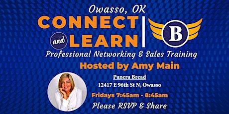 OK | Owasso Networking & Sales Training biglietti
