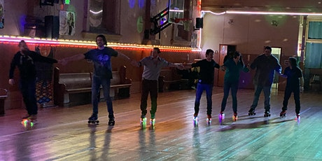 The Saturday Roller Disco - 4th Session  - Adults - 7:00 P.M. to 8:30 P.M. tickets