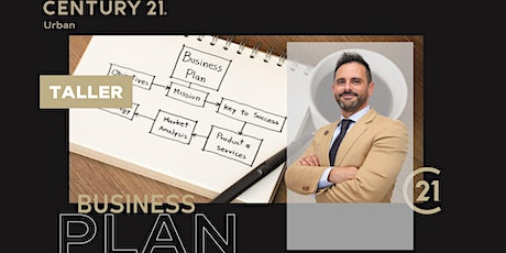 TALLER BUSINESS PLAN entradas