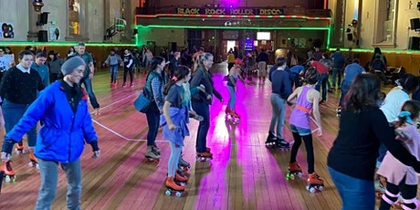 The Saturday Roller Disco - 5th Session  -Adults Only - 9 P.M. to 11 P.M. tickets