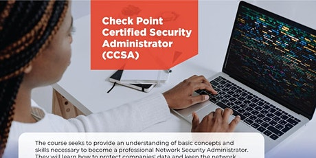 CheckPoint Certified Security Administrator tickets