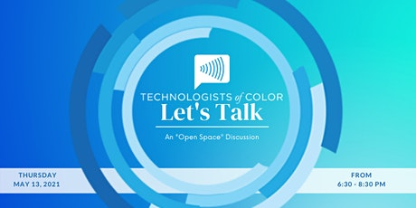 Let's Talk Open Space Technology tickets