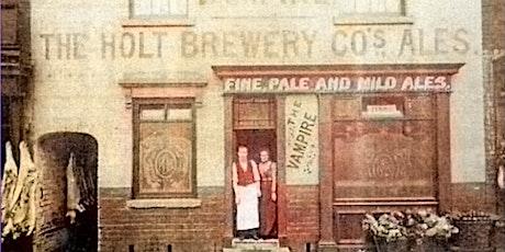 The lost pubs of Birmingham's  Jewellery Quarter tickets