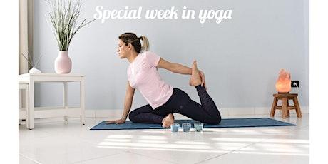 Special Yoga biglietti