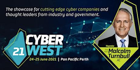 Cyber West Summit tickets
