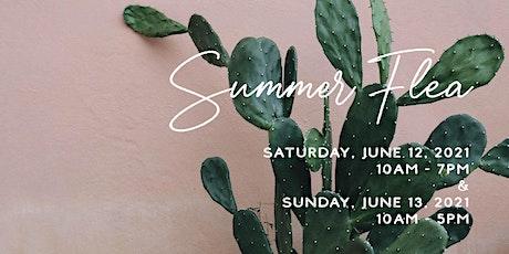 Flea at Silver Street: Summer Flea 2021 tickets