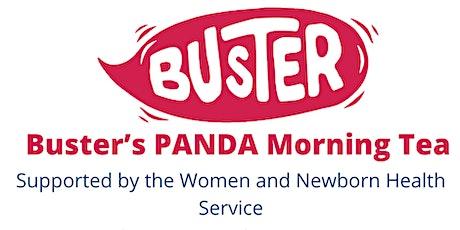 Buster/PANDA Morning Tea tickets