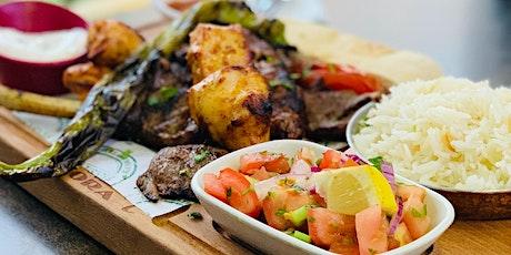 Turkish Lunch tickets