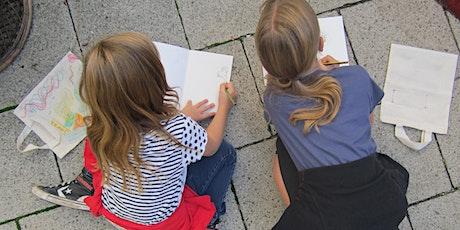 Outdoor-Zeichenkurs | Rund ums Haus | Für 6- bis 10-Jährige tickets