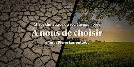 Avant-première : Chaos climatique ou société équilibrée : À nous de choisir billets